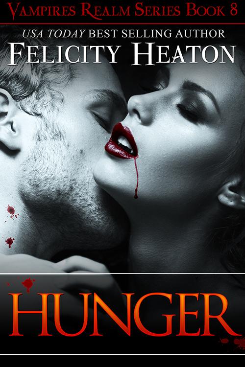 Hunger - Vampire Romance Novel