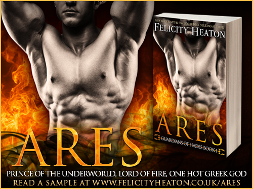Ares - Guardians of Hades Paranormal Romance Series Book 1