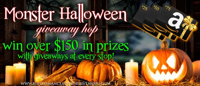 Monster Halloween Giveaway Hop