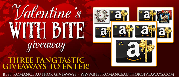 Valentine's with Bite Giveaway