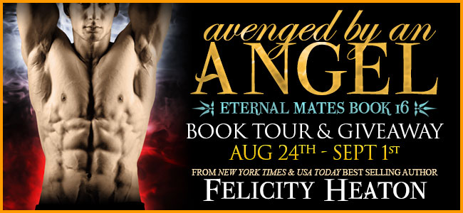 Spotlight:  Avenged by an Angel by Felicity Heaton