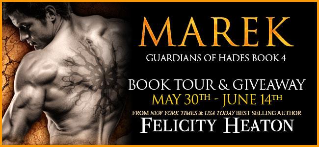 Spotlight:  Marek by Felicity Heaton