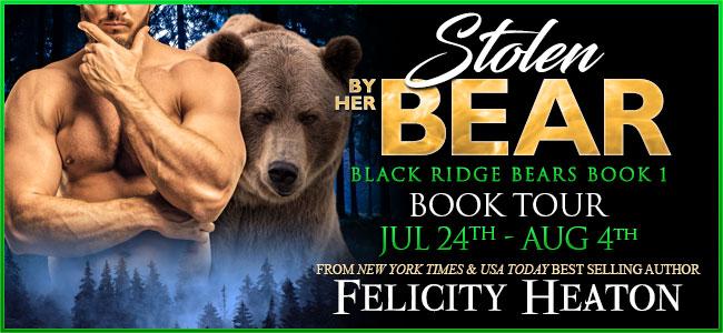 Spotlight:  Stolen by her Bear by Felicity Heaton