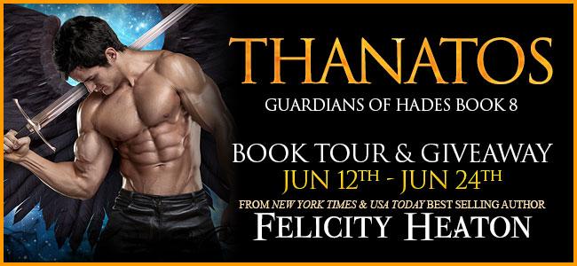 Spotlight:  Thanatos by Felicity Heaton